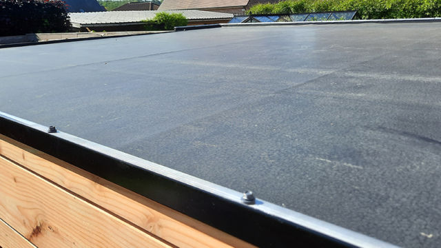 EPDM of roofing