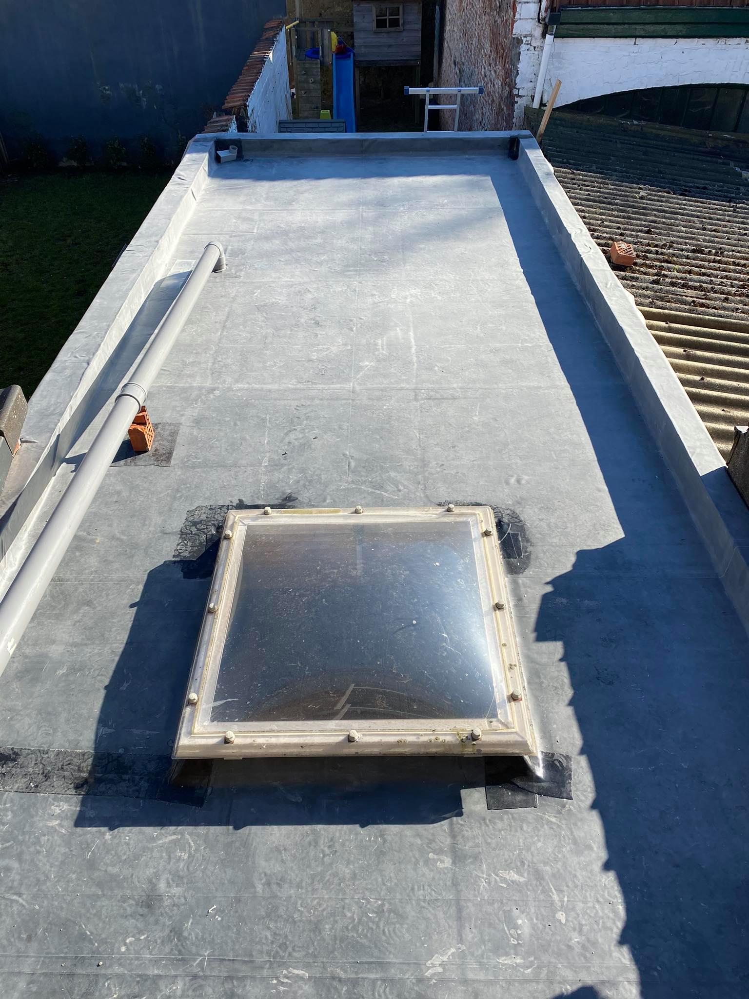 renoveren dak